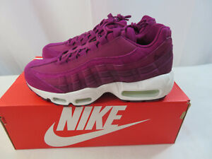 Details about Nike Air Max 95 Premium Women's True Berry Womens Running Shoes 807443 602