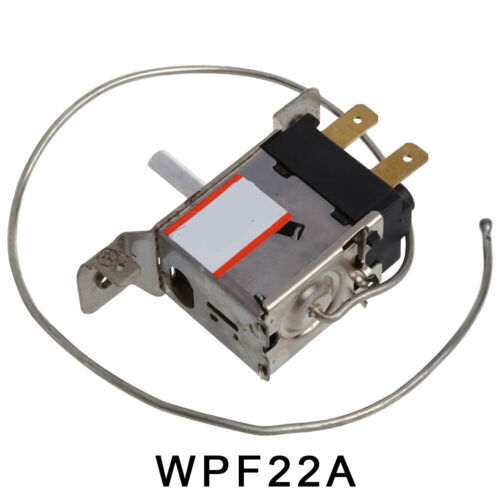 Universal Fridge Freezer Refrigerator Thermostat WPF22A 2Pin Temperature Control