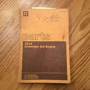 cat 3512 engine manual