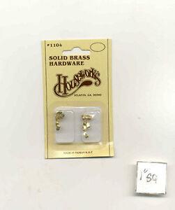 Casters-1104-miniature-dollhouse-hardware-12pcs-Houseworks-1-12-scale-metal