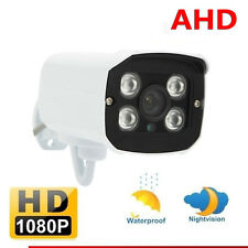 CCTV 1080P AHD Camera 2.0MP HD Analog Outdoor 3.6mm Security Night Vision System