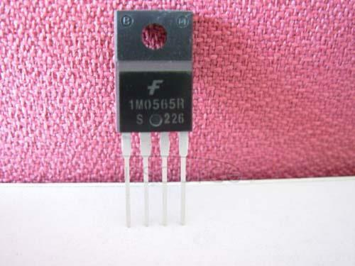 1PCS 1M0565R  Encapsulation:TO-220,Fairchild Power Switch FPS