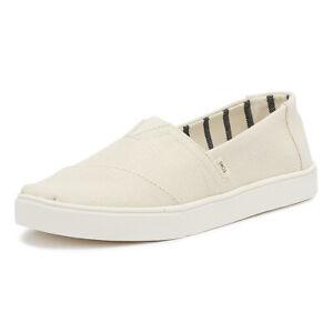 Motiviert Toms Mens Natural Heritage Canvas Classic Espadrilles Slip On Casual Shoes Flats Eine GroßE Auswahl An Farben Und Designs