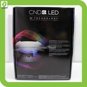 Cnd Led Light Lamp Nail Dryer Cure Cnd Shellac Brisa