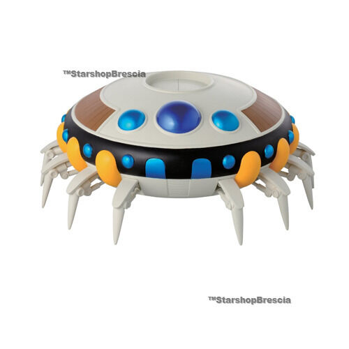 Dragon Ball Freezer Frieza Spaceship Mega World Collectable Figure Wcf Banpresto