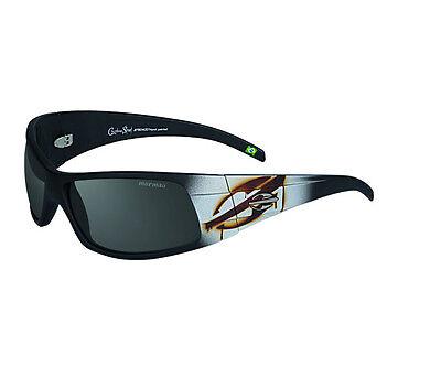 Mormaii Gamboa Air I Mens Sport UV 400 Hand Painted Sunglasses Lens Color Grey