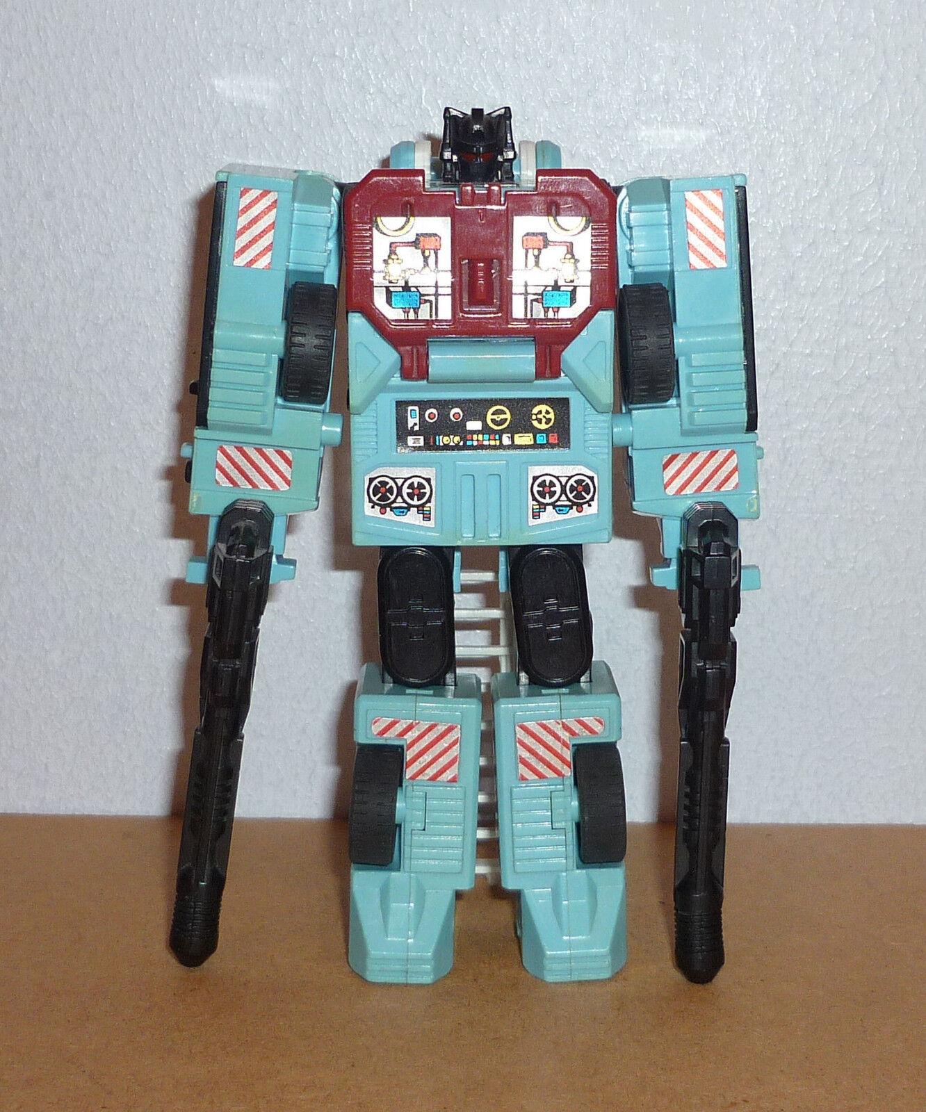 Transformers - G1 Predectobot Hot Spot - 100% Complete