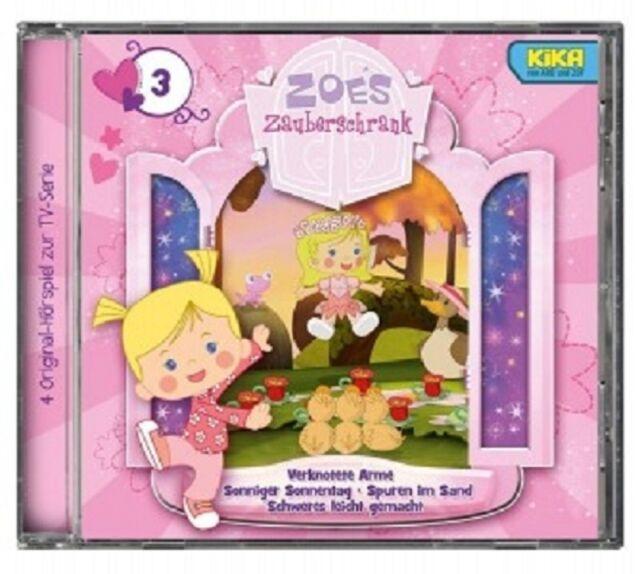 ZOES ZAUBERSCHRANK (TV-HÖRSPIEL) - FOLGE 3 - CD NEU