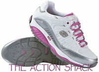 E16 • Skechers Shape-ups Kinetix Response Shoes • Womens 8.5 Pink • 26570