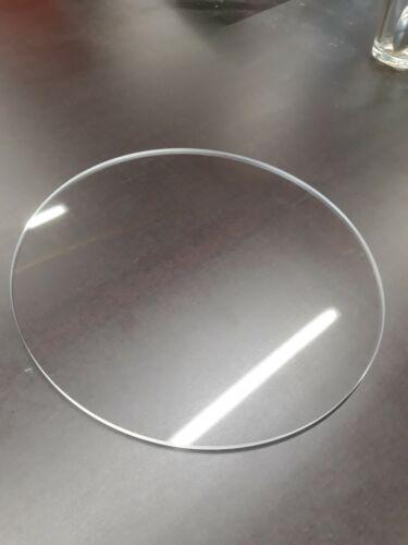Acrylglas Rundscheiben 6mm dick farblos transparent Durchmesser 75mm