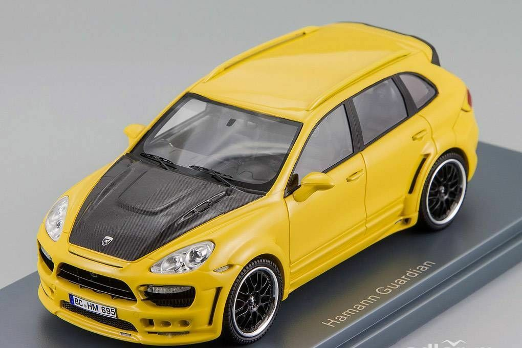 Porsche Guardian Hamann 1 43 NEO 45695