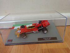 fascicule Lotus Ford 72C Jochen Rindt #5 1970 1//43 Ixo F1 Formule 1