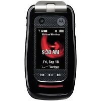 Motorola Barrage V860 Cell Phone
