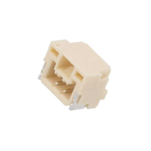 2 SMT 50V 1A JST 2X SM02B-GHS-TB Buchse Leitung-Platte männlich GH 1,25mm PIN