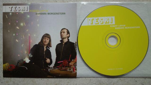 TESRI  Robert Lippok / Barbara Morgenstern – PROMO Monika Enterprise monika 41