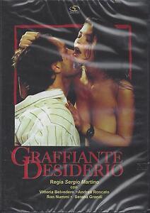 Dvd-GRAFFIANTE-DESIDERIO-nuovo-sigillato-1993