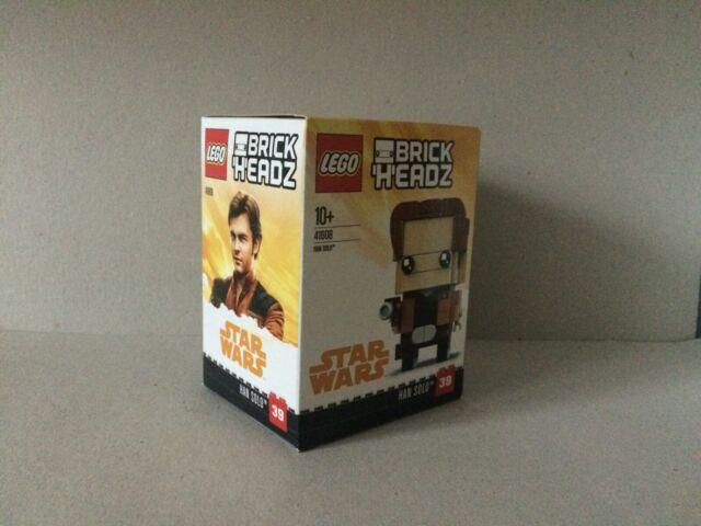 // LEGO Brickheadz - 41608 - Han Solo \\ *** Neuf ***