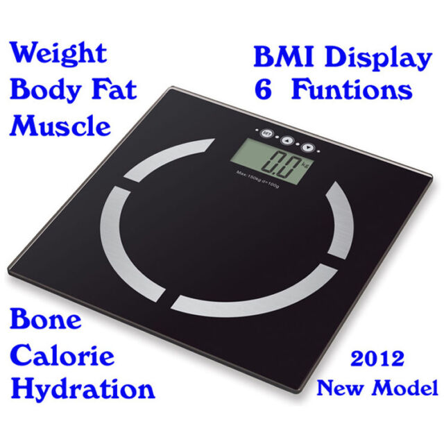Body Bathroom Digital Scale Body Fat Personal Electronic Scale