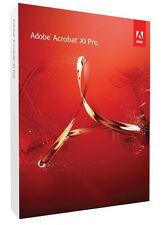 Adobe Acrobat Xi Pro - Digital Download - 2 User - Windows