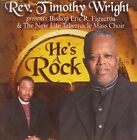NEW He's a Rock (Audio CD)
