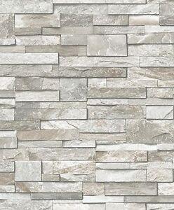 Papier-peint-toile-Grandeco-exposed-pierre-Optik-3d-mur-de-pierre-gris-beige-pe-08-01-7