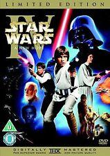 Star Wars - Episode 4 - A New Hope (DVD, 2006, 2 disk)