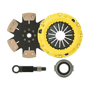 CLUTCHXPERTS STAGE 4 RACE CLUTCH KIT fits 1986-7/1988 TOYOTA SUPRA 3.0L 7MGE