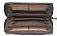 Geldboerse-Kolibri-Bueffelleder-Rustikal-Handyfach-Naturleder-Damen-Portmonai Indexbild 4