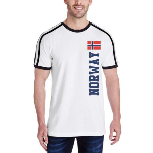 World Cup Norway Mens Soccer Jersey T Shirt