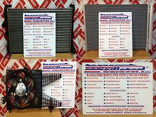 Radiatore Fiat Idea 1.3 Diesel Multijet 70/75 cv dal 2005 MODULO COMPLETO