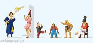 Preiser 20265 Artistes de Cirque, H0