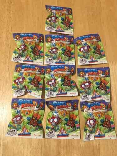 10 Packs de Super montera rivaux de Kaboom Series 5 Brand New /& Sealed