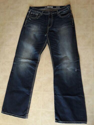 BKE Tyler Loose Baggy Jeans Men's  36Lx34