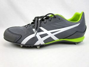 9707 10 Size Base Mens ASICS Burner about Details Lime Baseball Shoes K600Y Gray 513 NWT zSUpqMV
