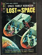Space Family Robinson #36 ~ Crash Course w/Planet Three ~ 1969 (6.5) WH