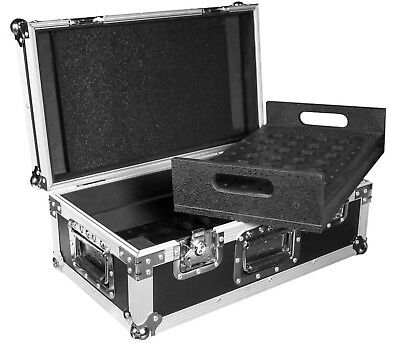 Cases, Racks & Taschen Messebau Vorsichtig Transportcase Für 48 Konusverbinder Traversenverbinder Konus Case Trusskoffer SchöN Und Charmant
