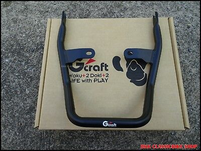 Honda Z125 Monkey 125 GCRAFT G-Craft  Grab Bar - Black  Rack DHL Express