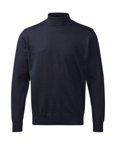 Breidhof Uomo Pullover Rolli collo alto 80-5707 diversi colori
