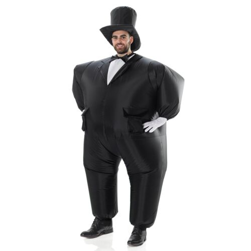 Airsuits GONFIABILE SMOKING SPOSO Suit Costume Partito Outfit