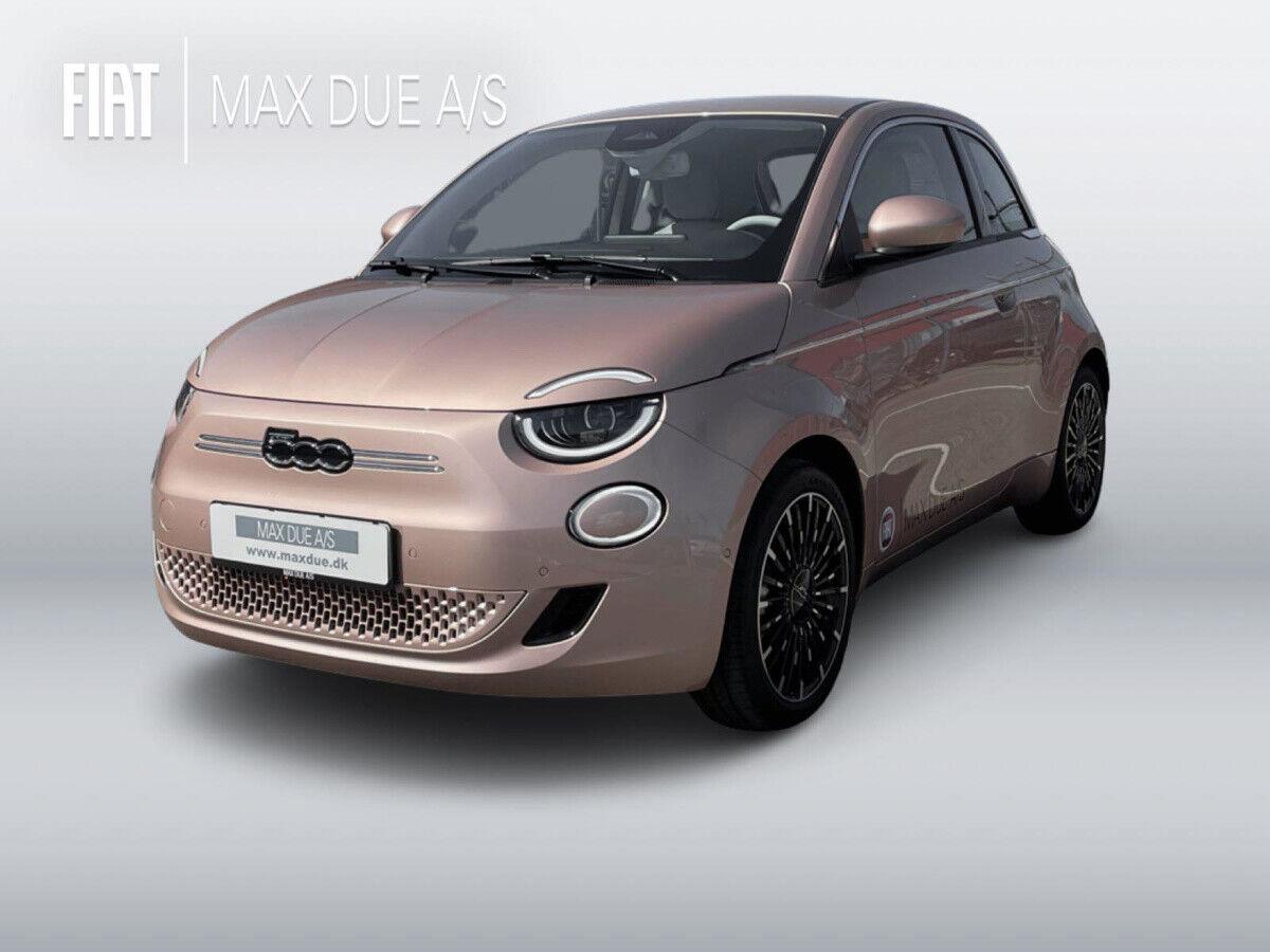 Fiat 500e  la Prima 3+1 4d