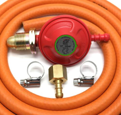 IGT 37 mbar Gaz Propane Régulateur De Remplacement Kit de tuyaux pour le Royaume-Uni Outback Modèles