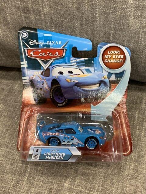 Disney Pixar Cars Die Cast  Look My Eyes Change Lightning McQueen #1  NEW