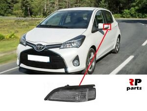 FOR-TOYOTA-YARIS-2011-2017-NEW-WING-MIRROR-INDICATOR-REPEATER-LAMP-LEFT-N-S