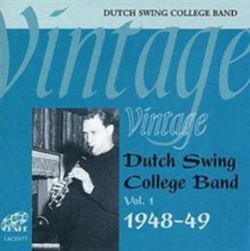1 of 1 - Dutch Swing College Band - Vintage Dutch Swing, Vol. 1 (2003)