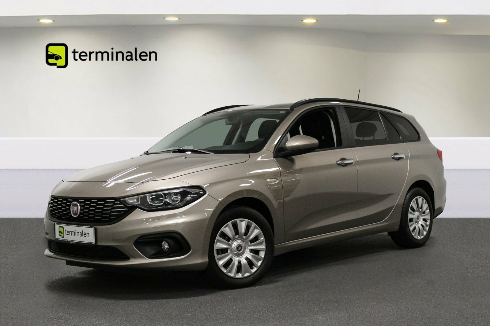 Fiat Tipo 1,4 T-Jet 120 Easy SW 5d - 174.700 kr.