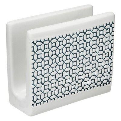 Threshold™ Stoneware Geo Print Napkin Holder