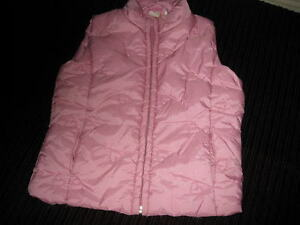 Dependable Girl's Pink Smiley Hearts Winter Jacket Vest 86/92 2t 3t Handsome Appearance Baby & Toddler Clothing Girls' Clothing (newborn-5t)