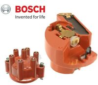 Mercedes W114 280 280c 280s Distributor Cap And Ignition Rotor Bosch