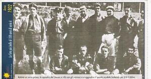Calcio-football-Lefotopiubelledi100anni-Serie-A-1902-GENOA-4-Scudetto-originale