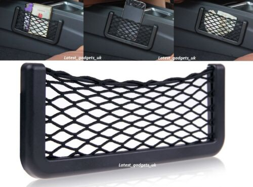 2X Car Net Storage Pocket holder SERIES 1//3//5//6//7//M3//X5//M5//Z3//Z4//X3//X6//X1